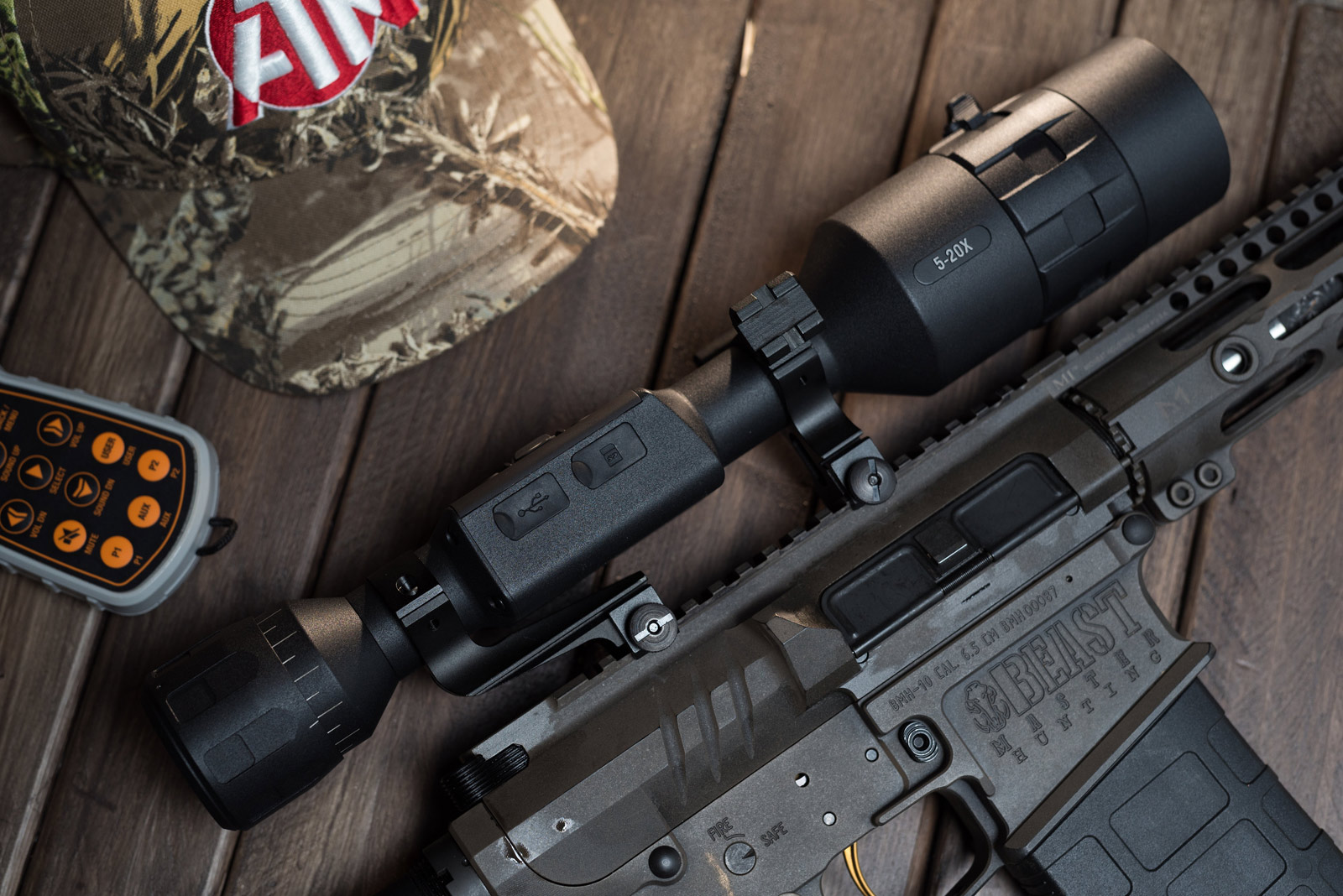 ATN's X-SIGHT 4K PRO Series is the Next Breakthrough in the