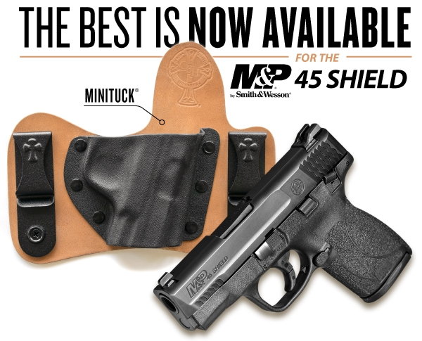 Smith Wesson Shield 45 Holster | CINEMAS 93